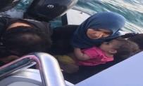 DENİZ POLİSİ - 48 Göçmen Son Anda Kurtarıldı