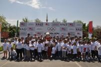 EĞİTİM PROJESİ - 5 Şehirde 3 Bini Aşkın Çocuk Ve Genç Olimpik Günü Coşku İçinde Kutladı