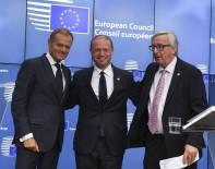 MÜZAKERE - AB Konseyi Başkanı Tusk Açıklaması 'Brexit'ten Sonra AB Ve İngiltere Vatandaşlarının Haklarını Korumak İstiyoruz'