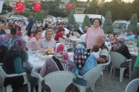 ABİSAD'dan Şehit Ailelerine İftar Yemeği