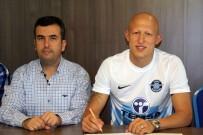 İMAM GAZALİ - Adana Demirspor, Sezer Özmen İle 2 Yıllık Sözleşme İmzaladı