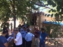 MAHMUT ŞAHIN - Adıyaman'da İşitme Engelli Adam Yanarak Öldü