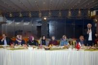 ADALET VE KALKıNMA PARTISI - AK Parti Erzurum İl Yönetimi İftarda Bir Araya Geldi