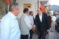 AK Parti Teşkilatı, Sarıcakaya'daki İftar Yemeğinde Buluştu