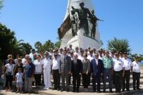 BODRUM BELEDİYESİ - Amiral Turgut Reis Bodrum'da Törenlerle Anıldı