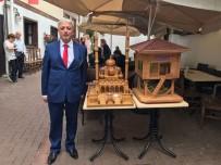 EL SANATLARI - Ankara'da Rize El Sanatları Festivali Başladı