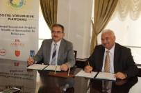 İŞBİRLİĞİ PROTOKOLÜ - Ankara Kalkınma Ajansı İle SÜ Arasında İşbirliği Protokolü
