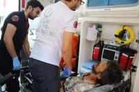SAĞLIK EKİPLERİ - Antalya'da Bonzai Kullanan Genç Hastanelik Oldu