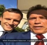 SOSYAL MEDYA - Arnold Schwarzenegger, Elysee Sarayı'nda