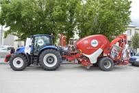 İMZA TÖRENİ - Aşkale'ye 320 Bin Liralık Tarım Makinası Desteği
