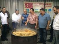 ASKON Üyeleri Türkistanlılar Derneği'nin İftarına Katıldı