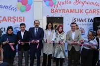 SOSYAL BELEDİYECİLİK - Atakum'da 2 Bin Çocuk/2 Bin Bayramlık