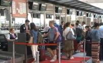 PEGASUS - Atatürk Havalimanı'nda Bayram Yoğunluğu Başladı