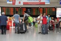 PEGASUS - Atatürk Havalimanı'nda Bayram Yoğunluğu