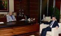 VERGİ DAİRESİ - ATSO'da 'Alacakların Yeniden Yapılandırılması Kanunu' Anlatıldı