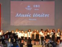ENVER YÜCEL - Avusturya'da Türk öğrencilerden konser