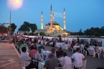 TEMEL ATMA TÖRENİ - Bakan Eroğlu'dan Selimiye'nin Gölgesinde Dev İftar