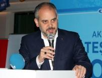 Bakan Kılıç Açıklaması 'Biz Birliğin, Beraberliğin Ve Kardeşliğin Partisiyiz'