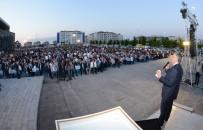 FABRIKA - Başkan Akyürek Açıklaması 'Bütün Yatırımlarda Çalışanların Alın Teri Var'