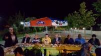 KADİR ALBAYRAK - Başkan Albayrak Saray'da Sahur Programına Katıldı