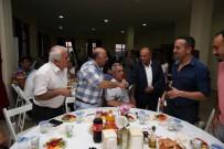 Başkan Arslan Çiğli Protokolüne İftar Yemeği Verdi