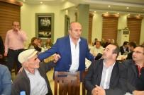 Başkan Arslan'dan Belediye Personeline İftar Yemeği