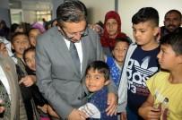 Başkan Tiryaki, Çocukların Mutluluğuna Ortak Oldu