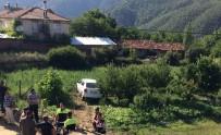 DİREKSİYON - Bayrama Giden Aile Kaza Yaptı Açıklaması 4 Yaralı