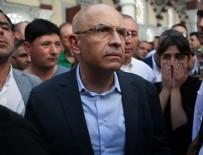 CENAZE TÖRENİ  - Berberoğlu kayınpederinin cenaze törenine katıldı