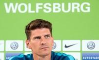 WOLFSBURG - Beşiktaş'tan Mario Gomez Açıklaması