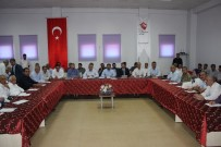 ADNAN BOYNUKARA - Besni İlçesinde Koordinasyon Toplantısı Yapıldı
