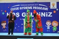 BEYOĞLU BELEDIYESI - Beyoğlu'nda Yetim Çocuklara Bayramlık Sürprizi