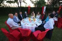 İBRAHIM TAŞDEMIR - Beyşehir'e Veda Edecek Emniyet Personeli Onuruna İftar Yemeği