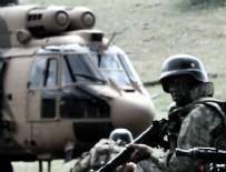 HAKKARİ YÜKSEKOVA - Bir haftada 53 terörist etkisiz hale getirildi