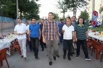 ŞEHITKAMIL BELEDIYESI - Bismil'de 2 Bin Kişi İftar Sofrasında Bir Araya Geldi