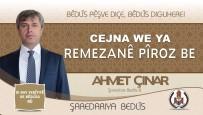 Bitlis Valisinden İki Dilli Ramazan Bayramı Mesajı