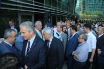 ÜSKÜP - Bursa Büyükşehir Ailesi Bayramlaştı