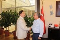 MEHMET ŞENTÜRK - ÇEVKO'dan Kuşadası Belediyesi'ne Teşekkür