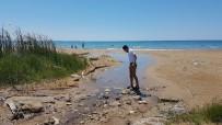 ÇOLAKLı - Çolaklı Halk Plajı Kaderine Terk Edildi