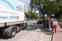 Çukurova'dan Türkmenlere Yardım Eli