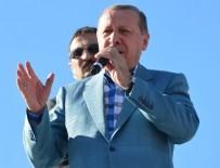 KUZEY SURİYE - Cumhurbaşkanı Erdoğan: Asla müsaade etmeyeceğiz