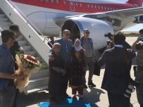 CEYLANPINAR - Cumhurbaşkanı Erdoğan Şanlıurfa'da
