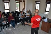 ODUNPAZARI - DAK Ve Odunpazarı Kent Konseyi İşbirliği Ekibinden 'Afet Bilinci' Eğitimi