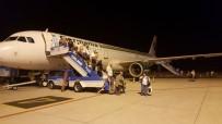 KOCA SEYİT - Edremit-Düsseldorf Uçuşları Başladı