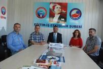 EĞITIM İŞ - Eğitim İş Şube Başkanı A. Kadir Önder Açıklaması