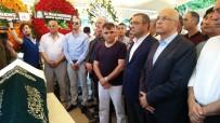 GÜRSEL TEKİN - Enis Berberoğlu Kayınpederinin Cenazesine Katıldı