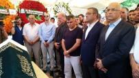 GÜRSEL TEKİN - Enis Berberoğlu'nun Kayınpederi Son Yolcuğuna Uğurlandı