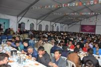 ERZURUM VALISI - Erzurum Valiliği'nden Mültecilere İftar Yemeği