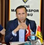 GENEL BAŞKAN - Evkur Yeni Malatyaspor Başkanı Gevrek'ten Taraftara Müjde