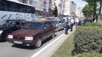 112 ACİL SERVİS - Fatsa'da 2 Ayrı Trafik Kazası Açıklaması 3 Yaralı
